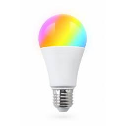 LAMPARA LED WIFI RGB+W TUYA SMART 9W