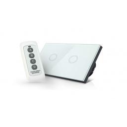 Switch de Luz Tactil Wireless Doble