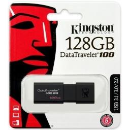 PENDRIVE KINGSTON 32GB DATA TRAVELLER 100 G3 3.0