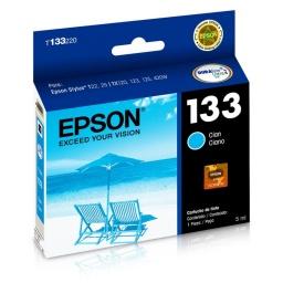 CARTUCHO ORIGINAL EPSON T133 C